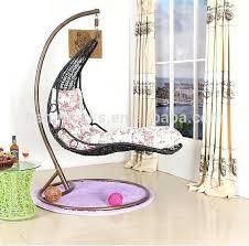 swinging chair indoor outdoor garden rattan wicker hanging swing chair indoor egg basket hanging