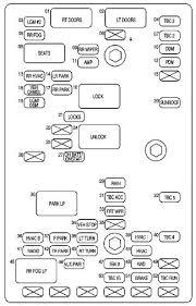 rear wiper problem chevy trailblazer, trailblazer ss and gmc 2002 envoy fuse box diagram at 2002 Gmc Envoy Fuse Box