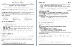 resume corporate finance resume corporate finance resume template