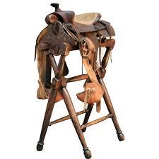 Saddle Display Stands Antique Saddle Stand Best 100 Antique decor ideas 83