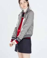 zara woman combined office. Is It Classic? Sporty? It\u0027s Both! Bomber Jacket, $39.99 Zara Woman Combined Office