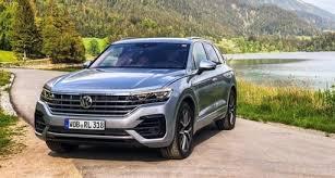 Купить автоаксессуары для Volkswagen Touareg NEW (2018 - по ...
