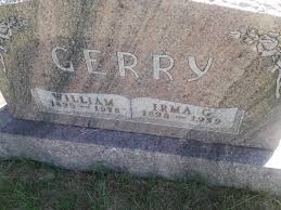 Irma Gertrude Wolf Gerry (1898-1959) - Find A Grave Memorial