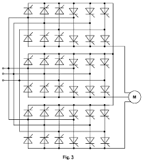 ac ac converters changers one popular circuit of the direct frequency converter is given in fig 4 this three phase cycloconverter incorporates three three pulse midpoint dual
