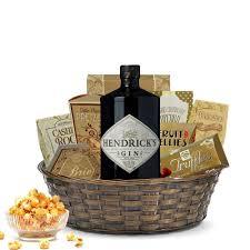 hendrick s gin gift basket