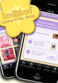imikimi mother s day iphone app on