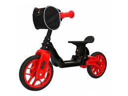 Купить <b>беговел RT Hobby bike</b> Magestic, черный с красным по ...