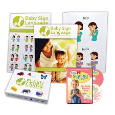 Baby Sign Language Chart Free Baby Sign Language Deluxe Kit