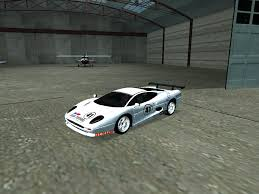Hyper1on's GTA Modding: Jaguar XJ220 LM Race Car - GTA SA