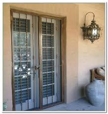 new patio door security bar or sliding glass door security bars choice image doors design ideas