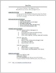 Housemaid Resume Sample Best Of Housekeeper Resume Sample Resume Tutorial