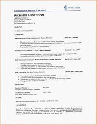 14 Pharmacy Technician Resume Objectives Proposal Letter