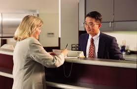 Get Hired! Bank Teller Job Description And Salary Information   Bank ...