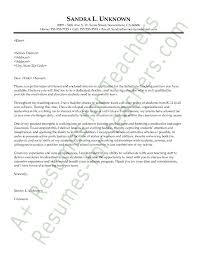 Best Ideas Of Gallery Of Substitute Teacher Cover Letter Sample