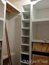 diy closet shelving. Beautiful Closet Diy Closet Shelves Mdf Design Home Depot And Storage Rhmohinme First Pin  This Cleats Along With And Diy Closet Shelving