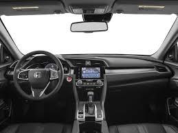 honda civic 2017 sedan black. 2017 honda civic sedan touring cvt - 16844305 6 black