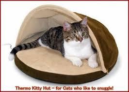 thermo kitty hut