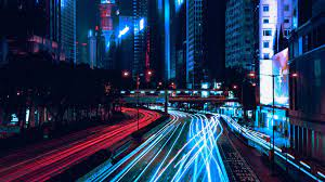 Laptop Wallpaper Hd City Night Light
