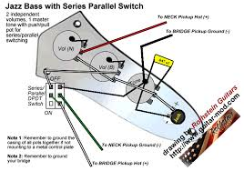 would it even be viable to wire a p j configuration in serial you will be able to get p and pj tones as well as a kind of j tone the split coil pu in parallel mode combined the bridge pu in parallel