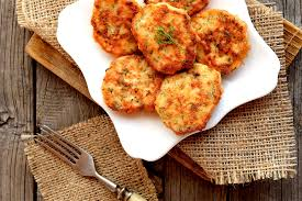 Roast the salmon for 10 to 12 minutes, until almost cooked in the center at the thickest part. Salmon Patties Recipe Jewish Kitchen Chosen People Ministries