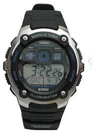 Отзывы <b>Casio AE</b>-<b>2000W</b>-<b>1A</b> | Наручные <b>часы Casio</b> | Подробные ...