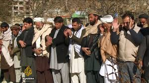report government losing ground to taliban al mourns after day of deadly attacks