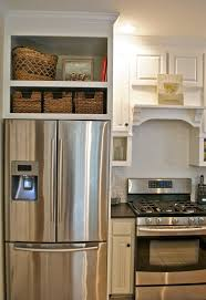 High End Fridges Best 25 Refrigerator Cabinet Ideas On Pinterest Kitchen