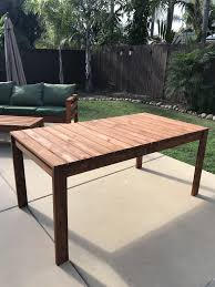 diy outdoor farmhouse table. Top 62 Bang-up Make Your Own Kitchen Table Desk With Drawers Diy Legs Ikea Farmhouse Inspirations Outdoor .