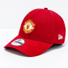 9FORTY– Manchester United – Retro – Rot