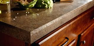 square edge granite or bevel edge square edge laminate countertops