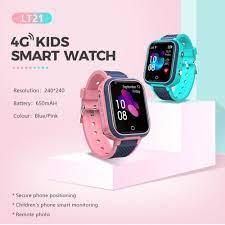 Đồng hồ điện thoại thông minh cho trẻ em học sinh chống nước cô gái bé trai định  vị nhỏ điện thoại di động điện thoại đa chức năng thẻ ảnh dễ