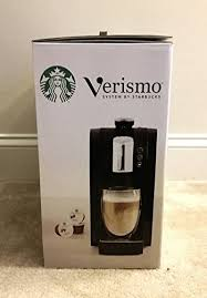How Much Does A Starbucks Vending Machine Cost Stunning Buy Starbucks Verismo 48 Brewer Piano Black 48 Online At