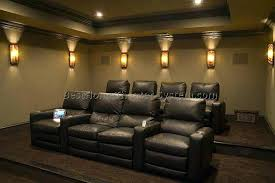 Home Theater Seating Width Minimum Distance For Sale Canada. Elite Home  Theater Seating Reviews Theatre Costco Seatcraft. Home Movie Theater  Seating Ideas ...