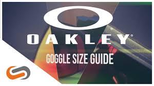 Oakley Helmet Size Chart 2018 Oakley Goggle Size Guide