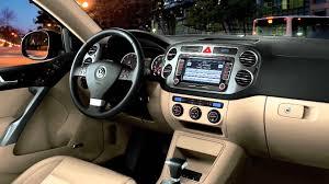 2010 volkswagen tiguan interior features