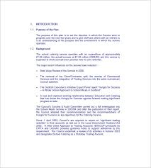 catering business plan word excel pdf format catering company business plan