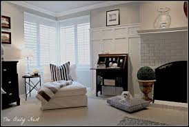 painted white brick fireplacePainting Brick Fireplace White  Hometalk