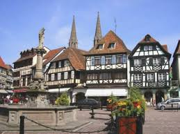 Достопримечательности вокруг Страсбурга