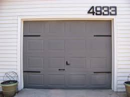Faux Garage Door Hardware Remodelaholic 8 Diy Garage Door Updates
