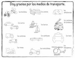 You can choose from 1000's of printable coloring pages. Spanish Thanksgiving Vocabulary Coloring Pages Spanish Playground