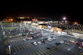 led parking lot lighting puerto rico rolls back energy and maintenance design collection for parking