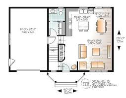 Luxury Inspiration Small House Floor Plans With Garage 14 Home A Small Home Plans With Garage
