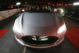 new car release april 2014Tesla shares get late boost on April Fools press release  Reuters