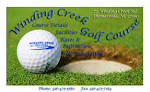 Winding Creek Golf Course – Thomasville, NC | Golf, Golf courses ...