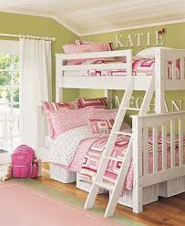 Girls Bedroom Ideas With Loft Bed