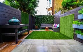 contemporary patio london