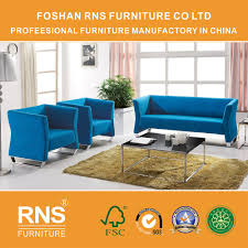home office sofa. China Modern Design Stainless Steel PU Leather Hotel Home Office Sofa T309# - Sofa, Furniture E