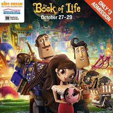 kids dream the book of life