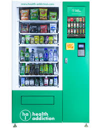 Vending Machines Suppliers Hong Kong