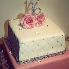 One Layer Cake Sök På Google Cakes 16 Birthday Cake Sweet 16